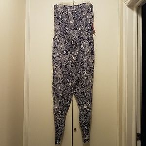 9da699740f2f Lilly Pulitzer for Target Pants - NWT Lilly Pulitzer Target blue white fish  romper